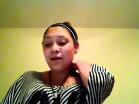 Janell Kolcun singing To get me to you by Lila McCann