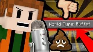 Buffet Worlds WON'T SUCK in 1.14!! Hopefully... | Let's Talk About: Minecraft 1.13 Discussion