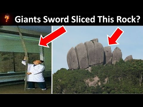 Lost Ancient Super Civilization Found In Japan?