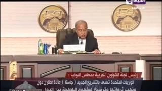 بالفيديو.. سعد الجمال: أمريكا قامت بإبادة جماعية فى العراق وقتلت مليون ونصف مواطن