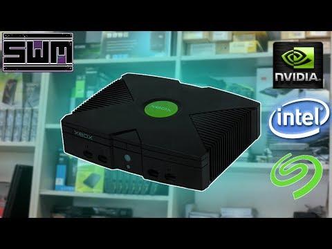 The 'Off The Shelf' Original Xbox   Tech Wave!