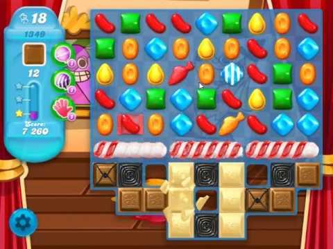 Candy Crush Soda Saga Level 1349 - NO BOOSTERS