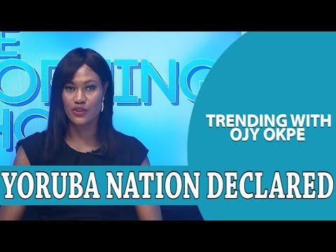 Activist, Sunday Igboho Declares Yoruba Nation – Trending with Ojy Okpe