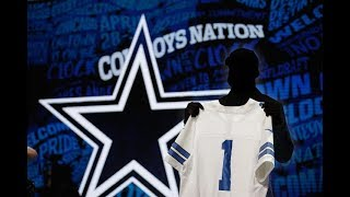 What should the Dallas Cowboys do with their 2019 NFL Draft Picks?