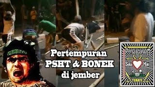 Video PSHT vs BONEK, Perkelahian yang terjadi di jember download MP3, 3GP, MP4, WEBM, AVI, FLV April 2018
