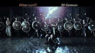 HERCULES: LA LEGGENDA HA INIZIO - Primo Spot TV 30