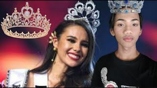 Catriona Gray on Showtime
