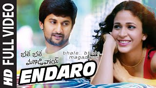 Endaro Full Video Song || Bhale Bhale Magadivoi || Nani, Lavanya Tripathi
