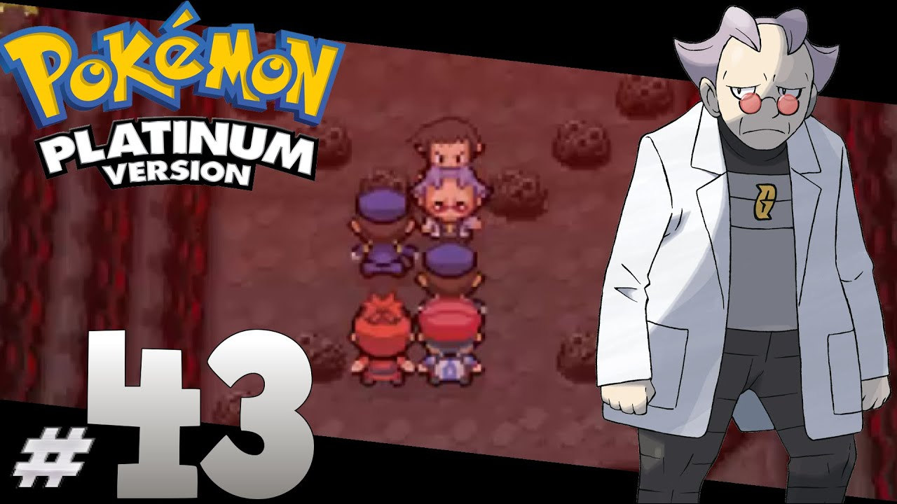 Pokemon: Platinum - Tam Çözüm#43 : Stark Mountain