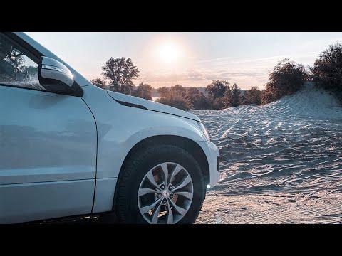 Лучший автомобиль для АКТИВНОГО ОБРАЗА ЖИЗНИ! Suzuki Grand Vitara 2013