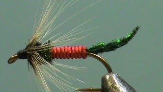 Fly Tying a Soft Hackle Spruce with Jim Misiura