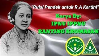 Puisi Pendek Untuk R.a. Kartini