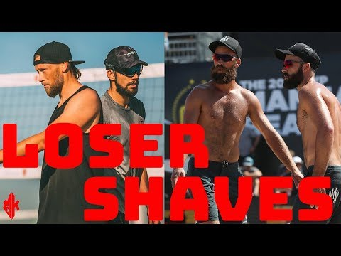 Battle of the Beards - Loser Shaves
