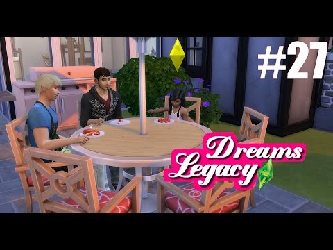 Les Sims 4 | Dreams Legacy:  PERFECT FAMILY! - #27