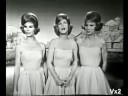 THE McGUIRE SISTERS sing Their Life Story PART 1