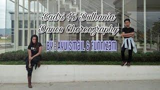 Badri Ki Dulhania | Alia Bhatt ft Varun Dhawan Dance Choreography