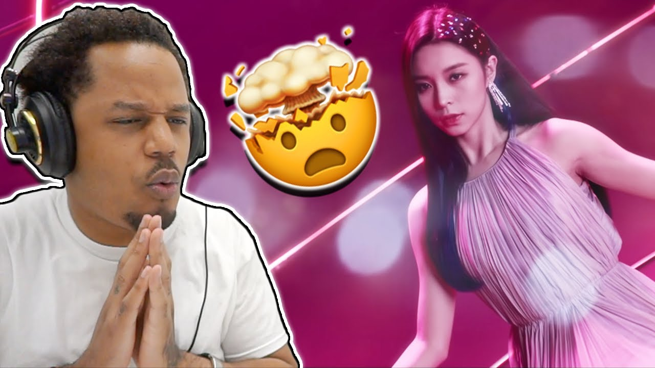 Reacting to CLC - 'HELICOPTER' Official Music Video