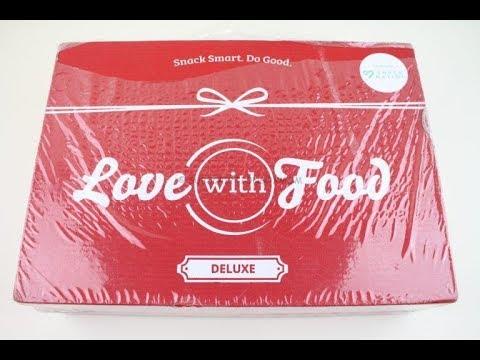 Love with Food Box November 2018