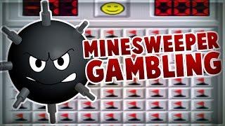 WINNING CSGO SKINS PLAYING MINESWEEPER?! - SNGMINE (CSGO GAMBLING)
