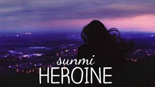 "How Sunmi ""heroine"" Would Sound Like If You Were Blasting It On A Nyc"