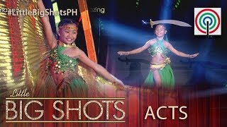 Little Big Shots Philippines: Charley | 11-year-old Belly Dancer