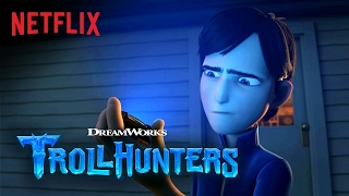 Trollhunters | Clip: Jim Becomes the Trollhunter | Netflix