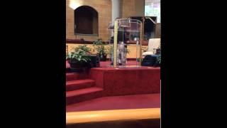 Evangelist Barbara Jackson Sago - COGIC IMD Vice President Preaching