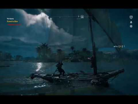 Assassins creed origins gameplay part#19 Amazing Open world Explore on Msi Gtx 1060 6gb