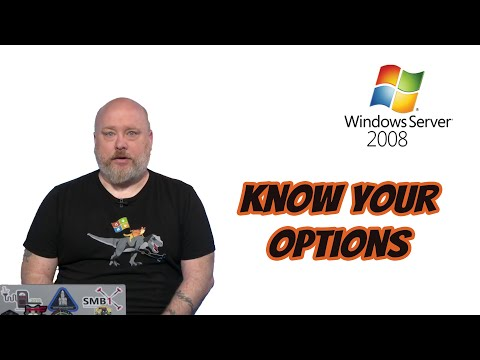 Windows Server 2008 End Of Support: Know Your Options