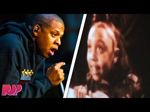Jay Z Gives Empowering Speech To A Young Girl During Concert