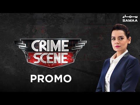 Crime Scene | SAMAA TV | Promo | 01 January,2019