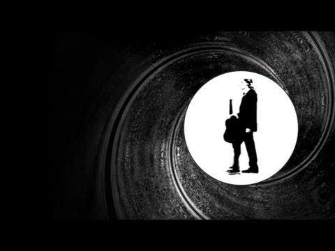 James Bond 007 - Theme on classical guitar