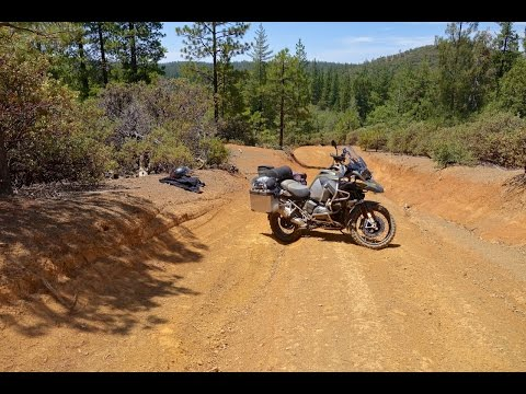 R1200GS Adventure, East Valley Off Road Exploration Ride