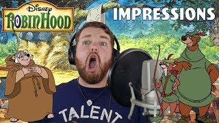 Robin Hood Impressions