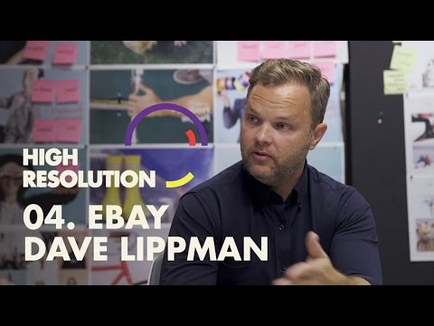 #4: eBay's VP Design, Dave Lippman, on dancing between data and intuition lessons from Apple & eBay