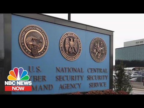 U.S.-Iran Tensions Raise Concerns Over Possible Cyberattacks   NBC News NOW