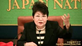 遠藤誉 東京福祉大学国際交流センター長 2012.6.11