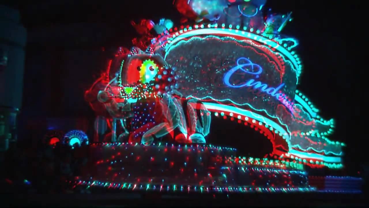 3D Magical Starlight Parade at USJ