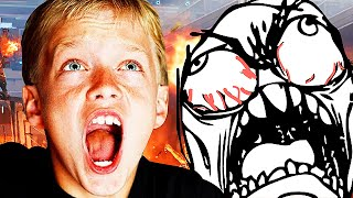 THE BIGGEST RAGE EVER IN GTA 5! (Funny Reactions)