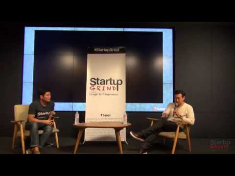 Startup Grind Seoul Hosts Eric Kim (Goodwater Capital)
