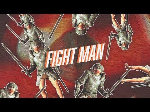 Oblivion Fight Man (2017 Colorized)