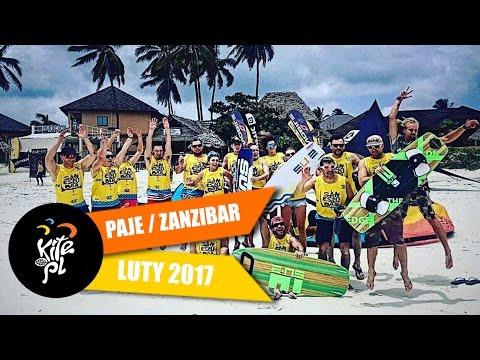 XPC PRO CAMP Z ŁUKASZEM CERANEM ZANZIBAR / PAJE LUTY 2017