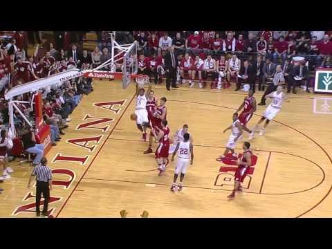 No. 3 Wisconsin at Indiana Game Highlights