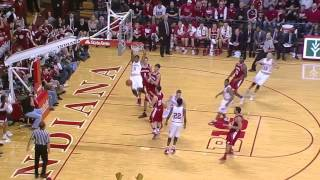No. 3 Wisconsin at Indiana Game Highlights