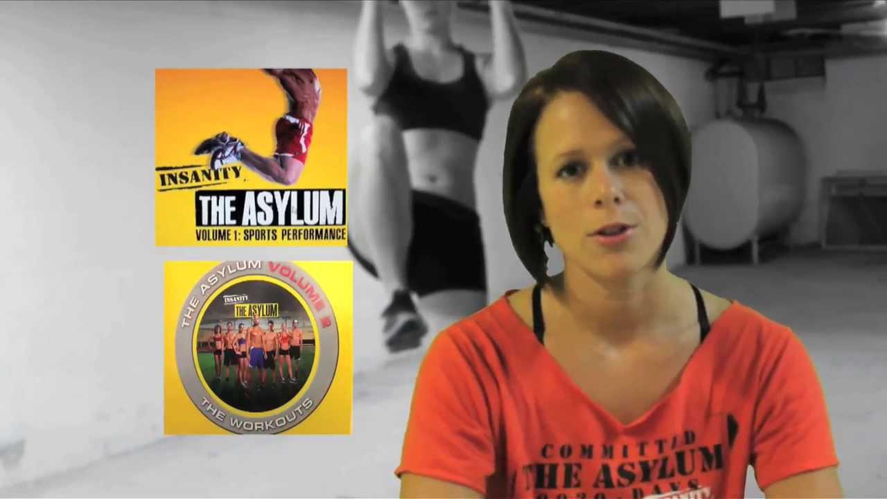 Insanity Asylum 2 Workout List | EOUA Blog