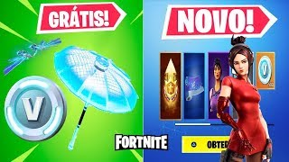 FORTNITE V-BUCKS, MAP CHANGES AND NEWS FROM SEASON 9!