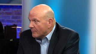 """Steve Ballmer says Apple Pay was an """"obvious idea"""""""