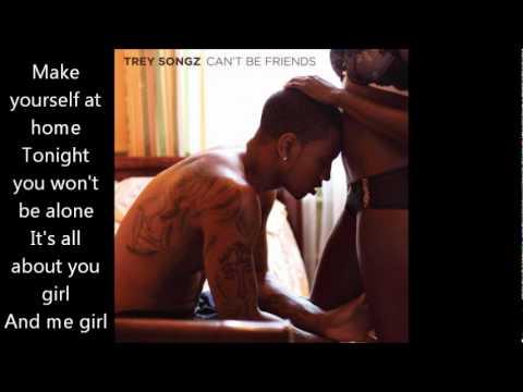 Trey Songz - I Want You ( Lyrics On Video)