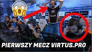 PIERWSZY MECZ VIRTUS.PRO NA IEM KATOWICE 2018 - Virtus.Pro vs G2