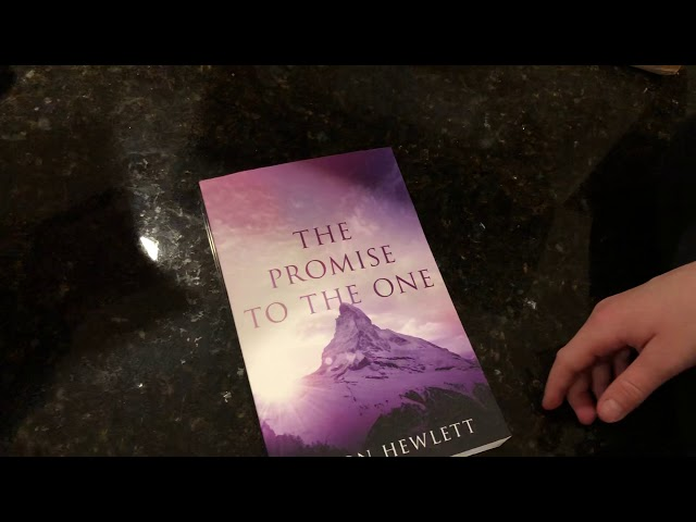 The Promise to The One Book - Opening The Box with Jason Hewlett Family